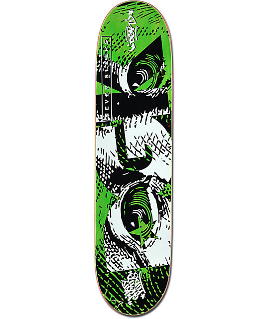 "DGK Never Sleeps 7.9"" Skateboard Deck"