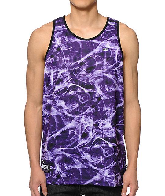 DGK Purple Haze Tank Top