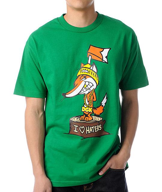 DGK Sly Green T-Shirt
