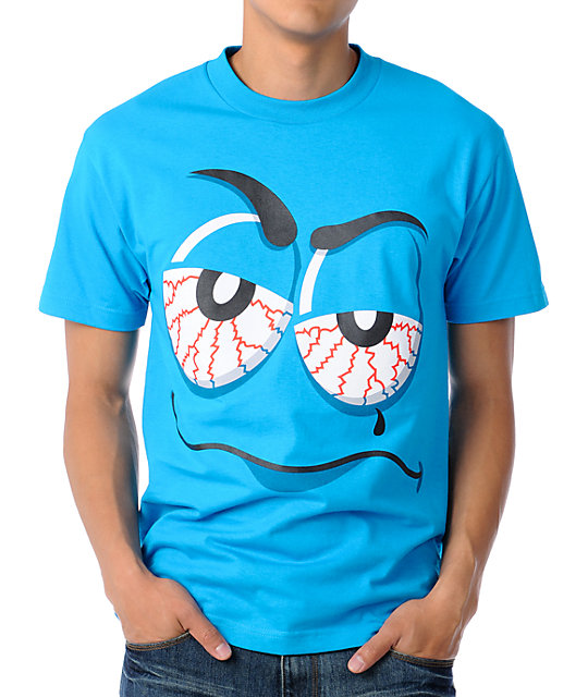 DGK Sugar High Turquoise T-Shirt