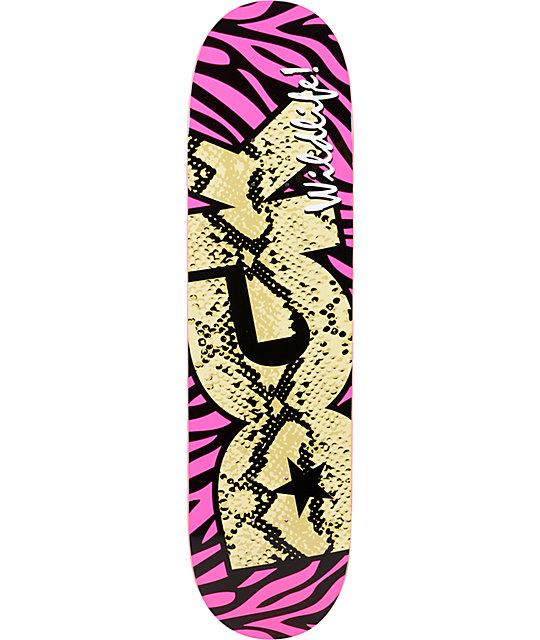"""DGK Wildlife Snake 8.06""""  Skateboard Deck"""