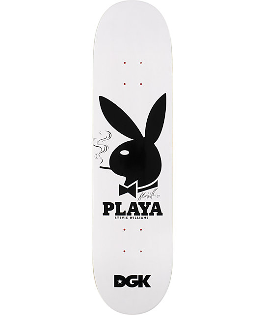 "DGK Williams Playa 8.06""  Skateboard Deck"