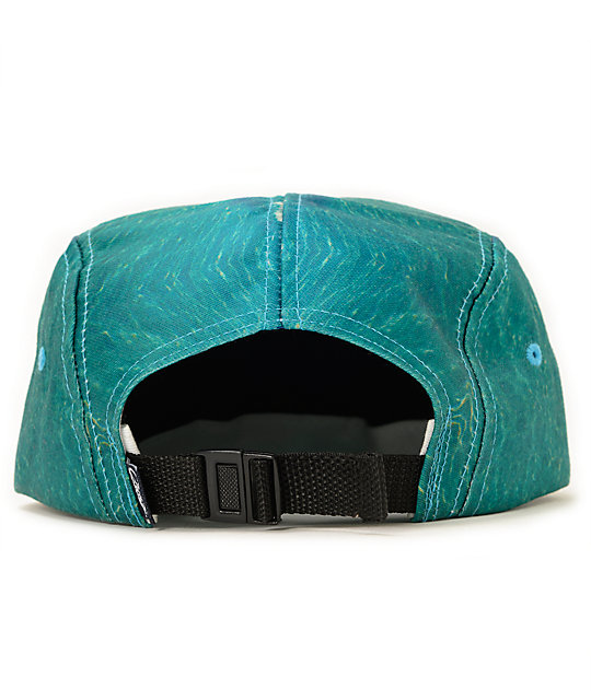 DNA Ocean Sublimated 5 Panel Hat