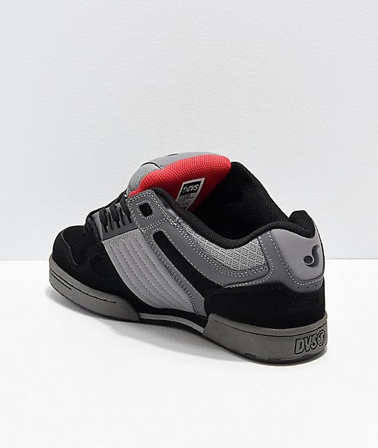 De NegrosGrises Y Rojos Celsius Skate Zapatos Dvs PZulXkiTwO