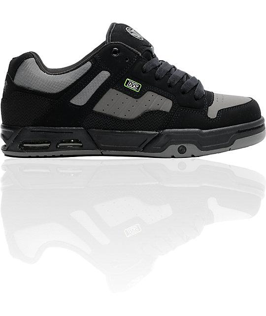 DVS Enduro Heir Black & Grey Shoes