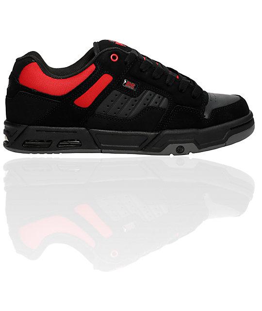 DVS Enduro Heir Black & Red Shoes