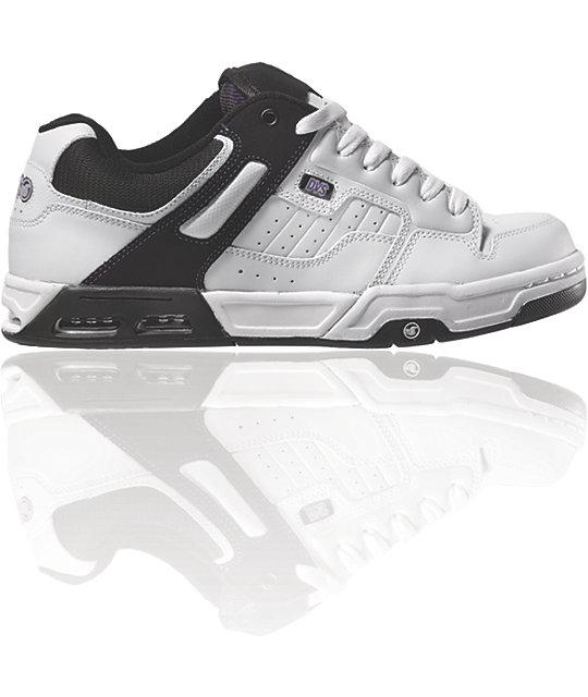 DVS Enduro Heir White & Purple Shoes