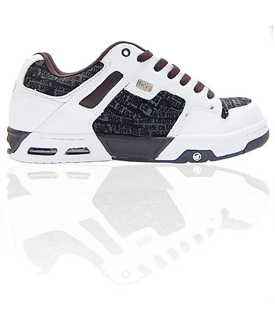 DVS Enduro Heir White Shoes