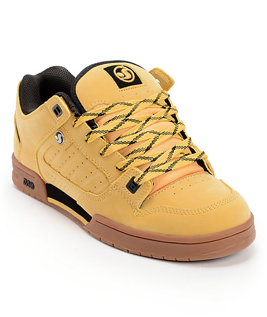 DVS Militia JJ Snow 2013 Tan Nubuck All-Terrain Shoes