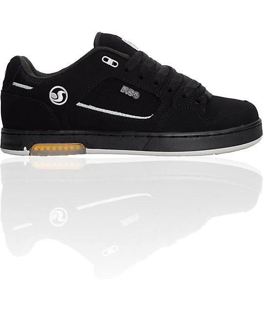 DVS Modem Black Shoes