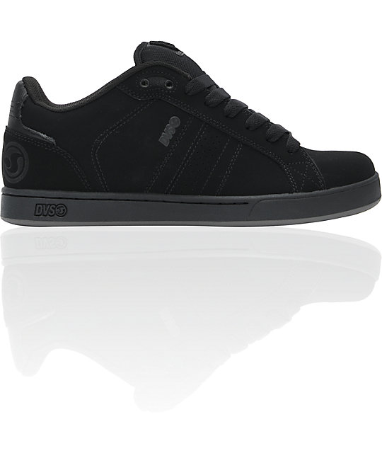DVS Shoes Charge Black BTS Skate Shoes