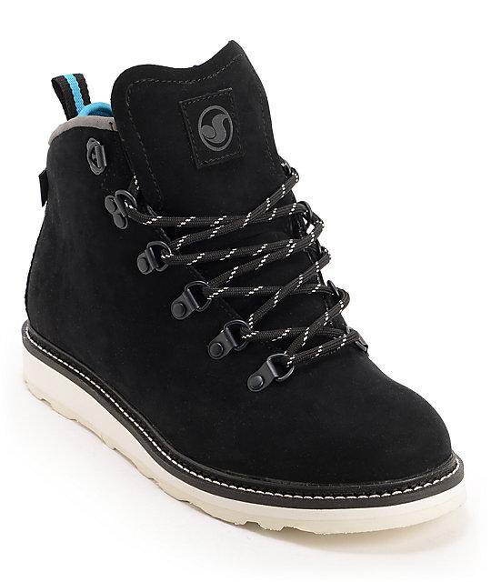 DVS Yodeler Black Nubuck Boot