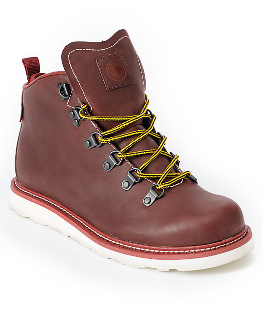 DVS Yodeler Brick Leather Boot