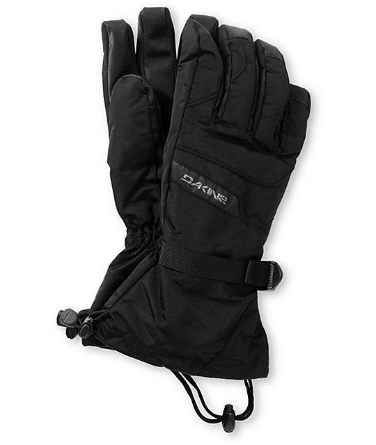 Dakine Blazer Black Snowboard Gloves