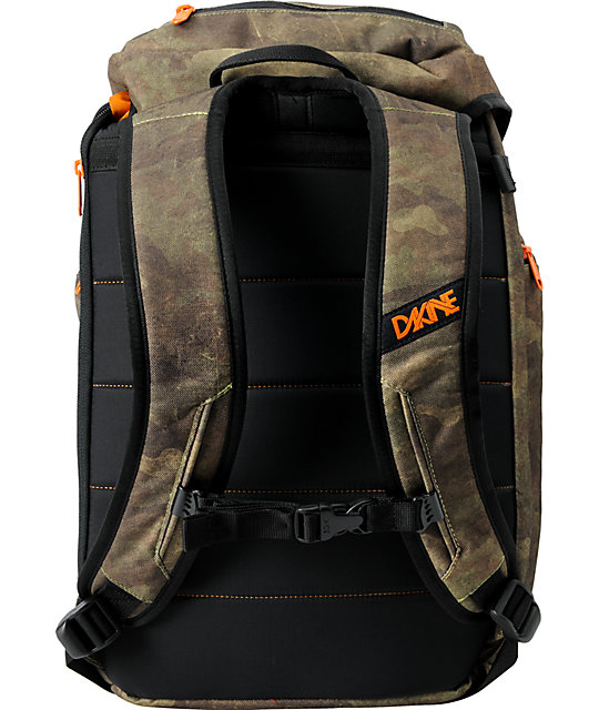 Dakine Burnside Timber Camo Backpack