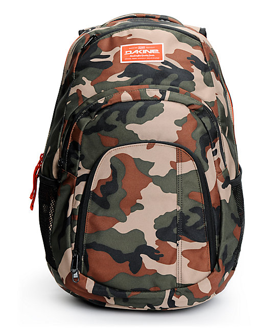 Dakine Campus Camo 33L Backpack at Zumiez : PDP