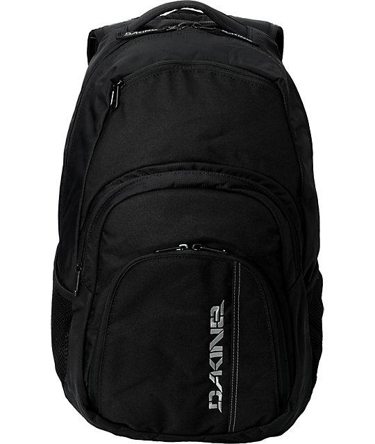 Dakine Campus-LG Black Backpack