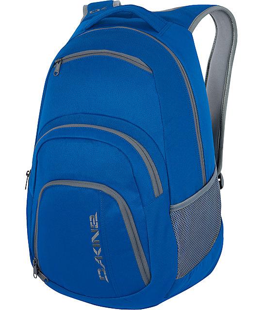 Dakine Campus LG Blue Skate Backpack