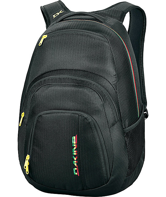 Dakine Campus LG Rasta Laptop Backpack at Zumiez : PDP