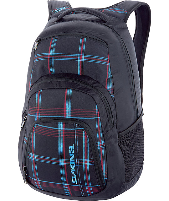 Dakine Campus Large Forden Plaid Backpack