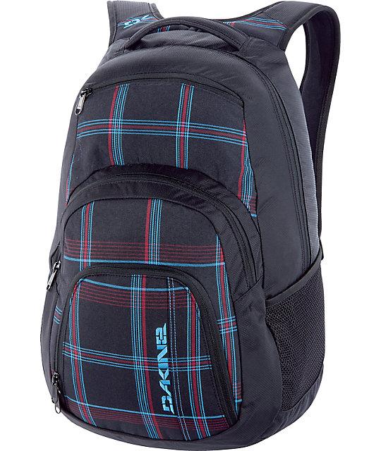 Dakine Campus Large Forden Plaid Backpack | Zumiez