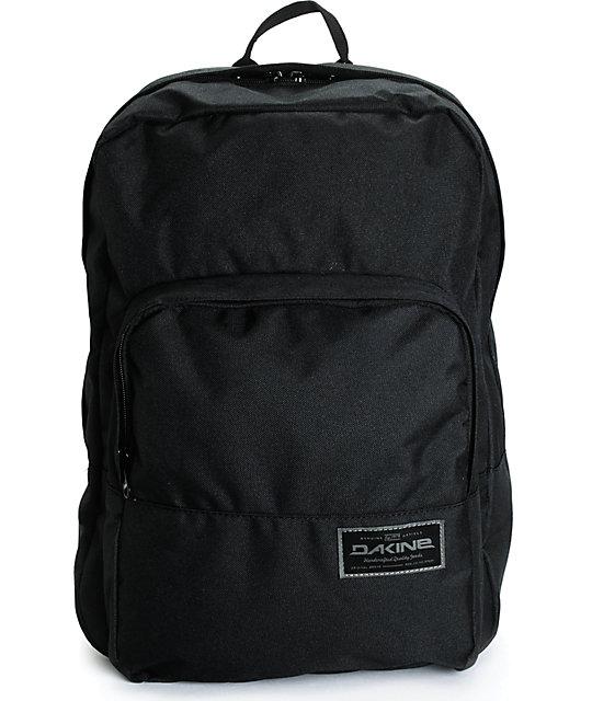 Capitol Black 23L Backpack