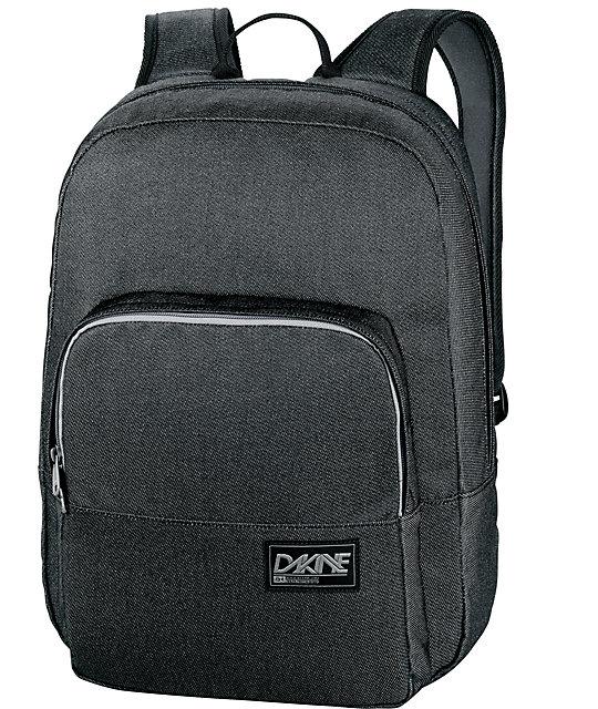 Dakine Capitol Grey Denim Backpack