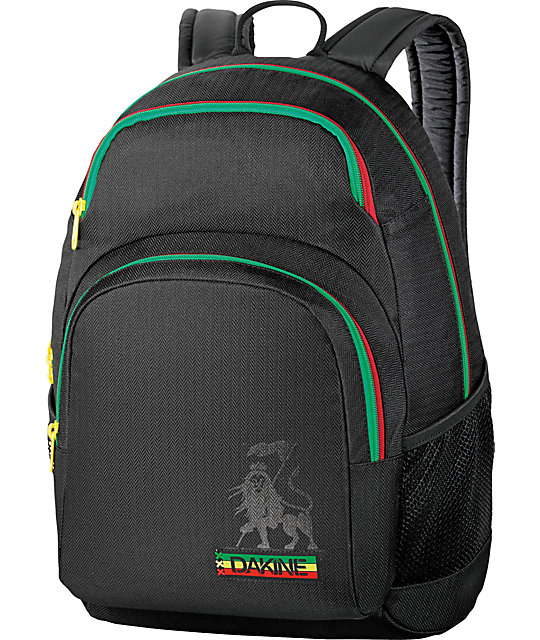 Dakine Central Rasta Backpack at Zumiez : PDP