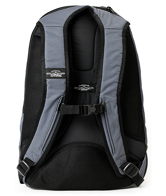 Dakine Contour Charcoal Grey Laptop Backpack