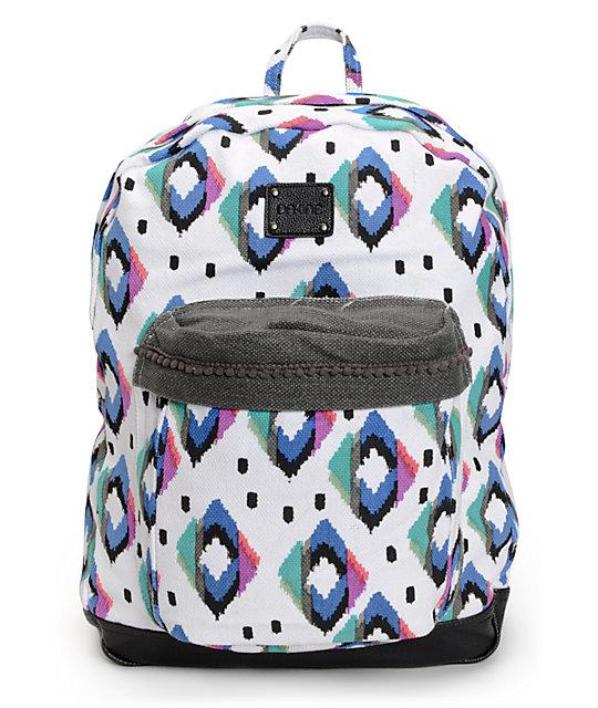 Dakine Darby White Diamond 25L Backpack | Zumiez