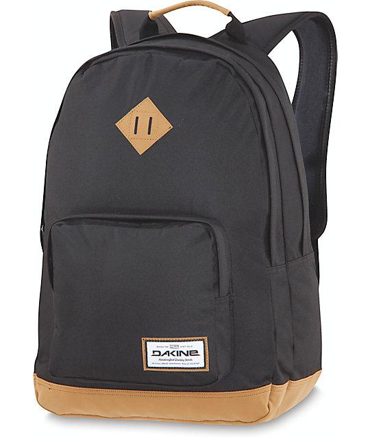 Dakine Detail Black Laptop Backpack at Zumiez : PDP