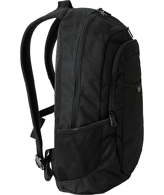 Dakine Factor Black Backpack