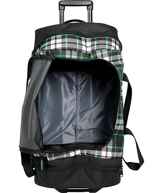 Dakine Fremont Print LG Wheeled Duffle Bag | Zumiez