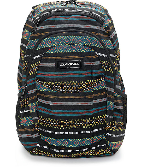 Dakine Garden Dakota Black 20L Backpack ...