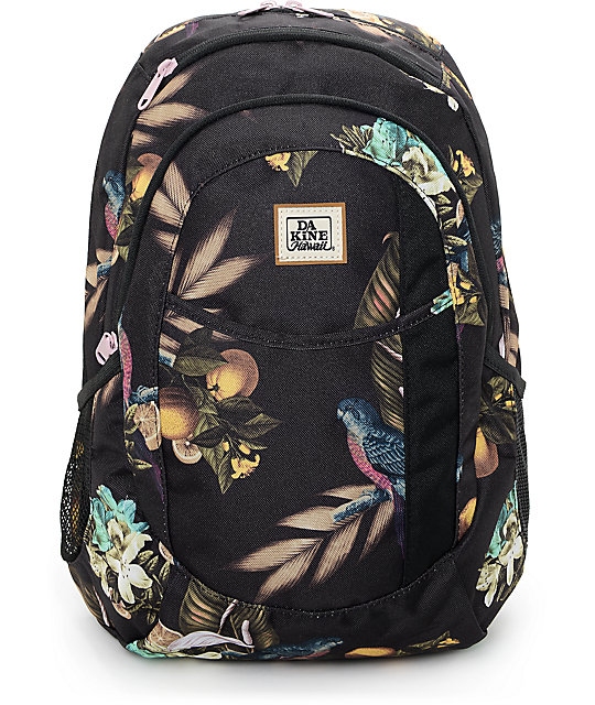 Dakine Garden Hula Black 20L Backpack at Zumiez PDP