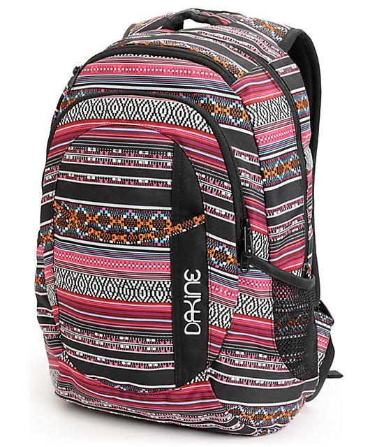 Dakine Garden Pink Vera Print Laptop Backpack | Zumiez