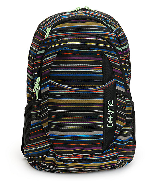Dakine Garden Taos Stripe Backpack at Zumiez PDP