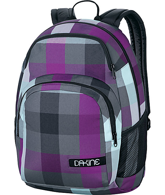 Dakine Hana Belle Plaid Backpack