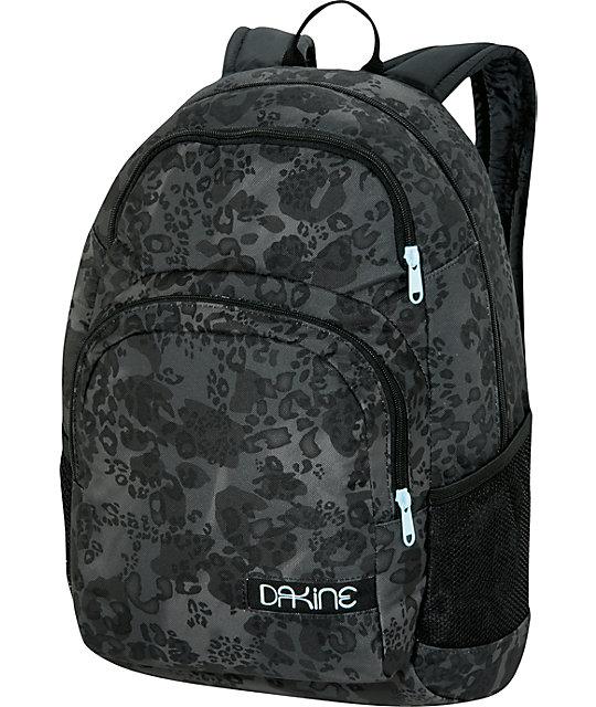 Dakine Hana Sheba Print Black & Grey Backpack