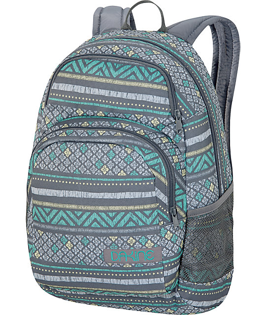 Dakine Hana Sierra Print Grey Backpack at Zumiez : PDP