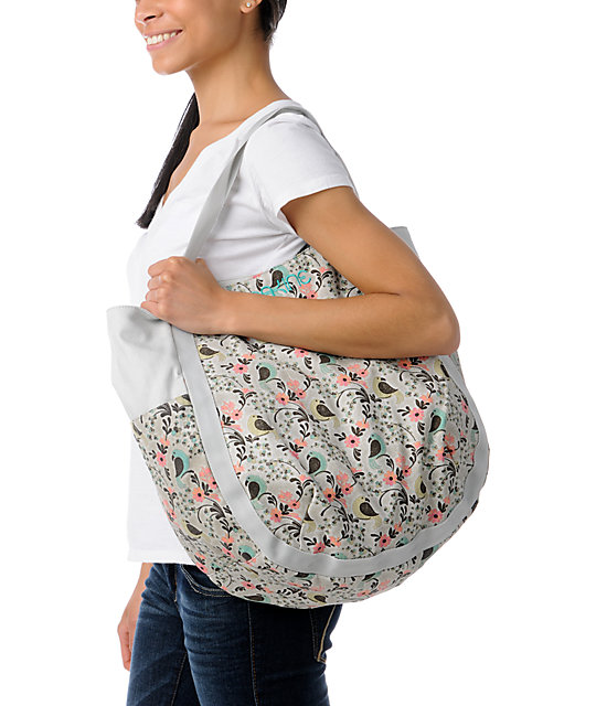 Dakine Havana Bird Love Tote Bag