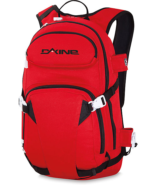 Dakine Heli Pro 20L Red Backpack at Zumiez : PDP