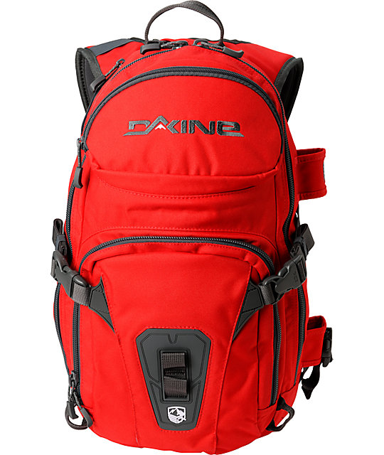 Dakine Heli Pro Red Backpack | Zumiez