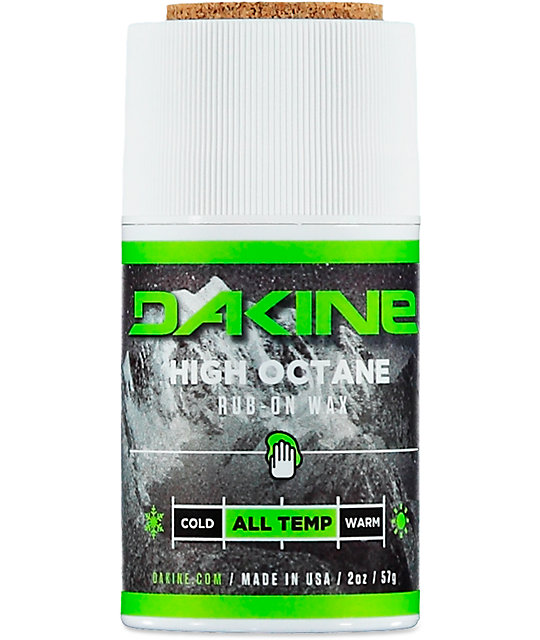 Dakine High Octane Rub-On Wax