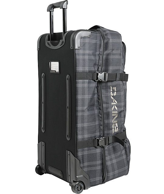 Dakine Large Split Roller Northwood Plaid Luggage