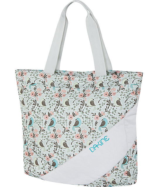 Dakine Layla Bird Love Tote Bag