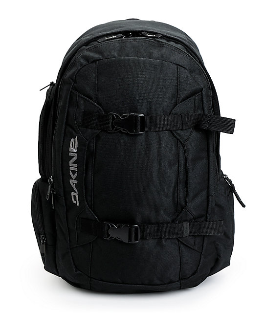 Dakine Mission Black 25L Backpack at Zumiez : PDP