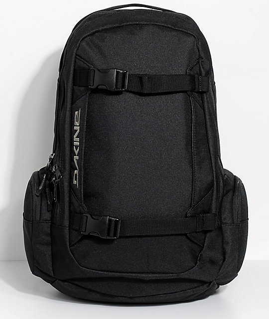 Dakine Mission Black 25L Backpack | Zumiez