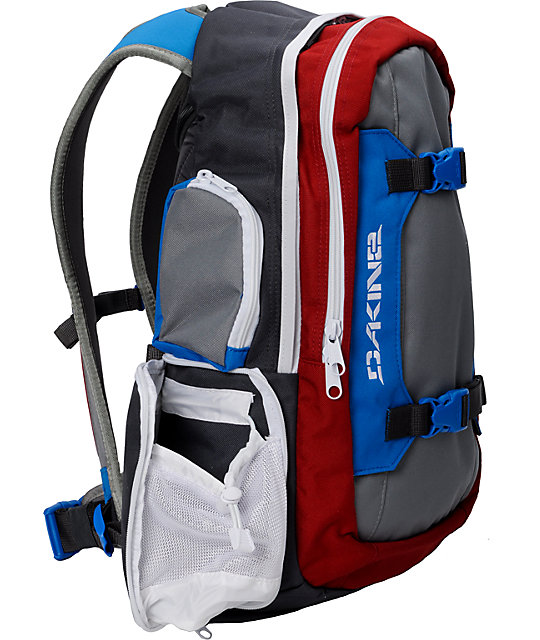 Dakine Mission Blocks Backpack
