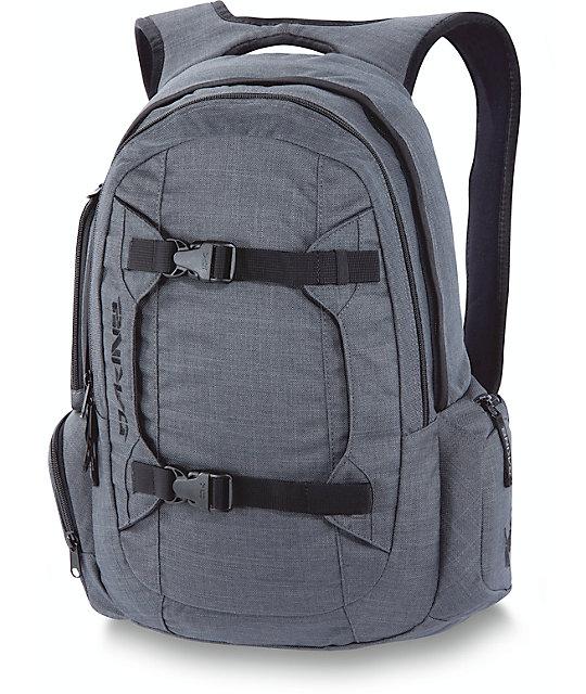 Dakine Mission Carbon Laptop Backpack at Zumiez : PDP